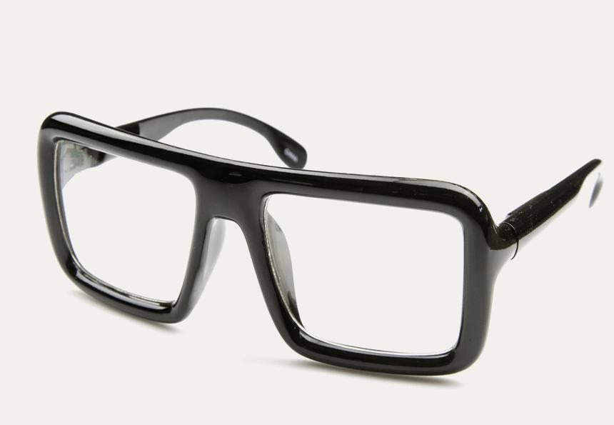 Agence Web Square Glasses