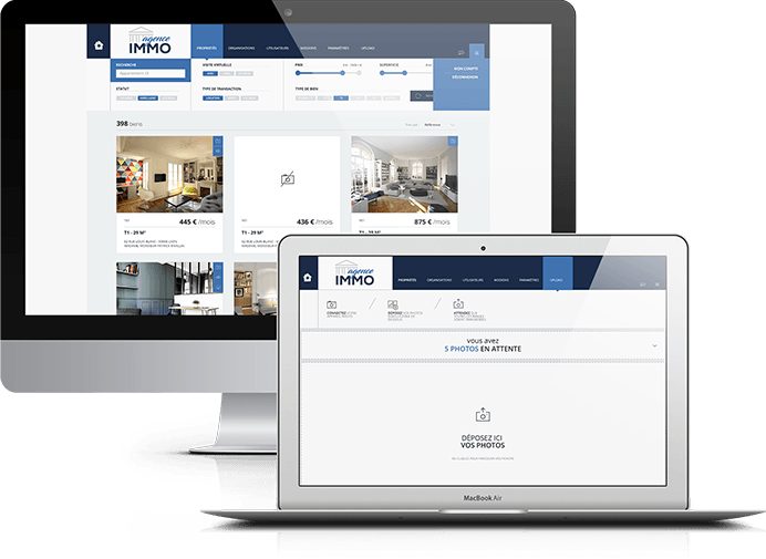 Créer un site pour une start-up web