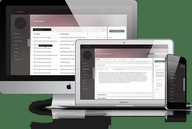 Quels sont les enjeux de la création d'un site web pour une entreprise digitale ?