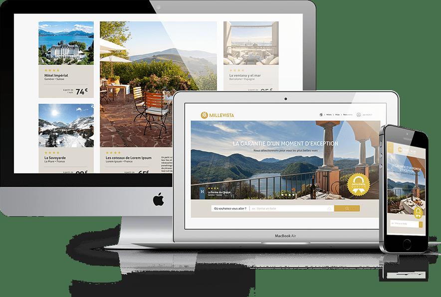 Créer un site web pour une entreprise digitale