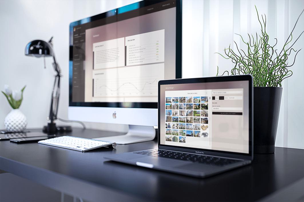 SquareView, notre interface de centralisation