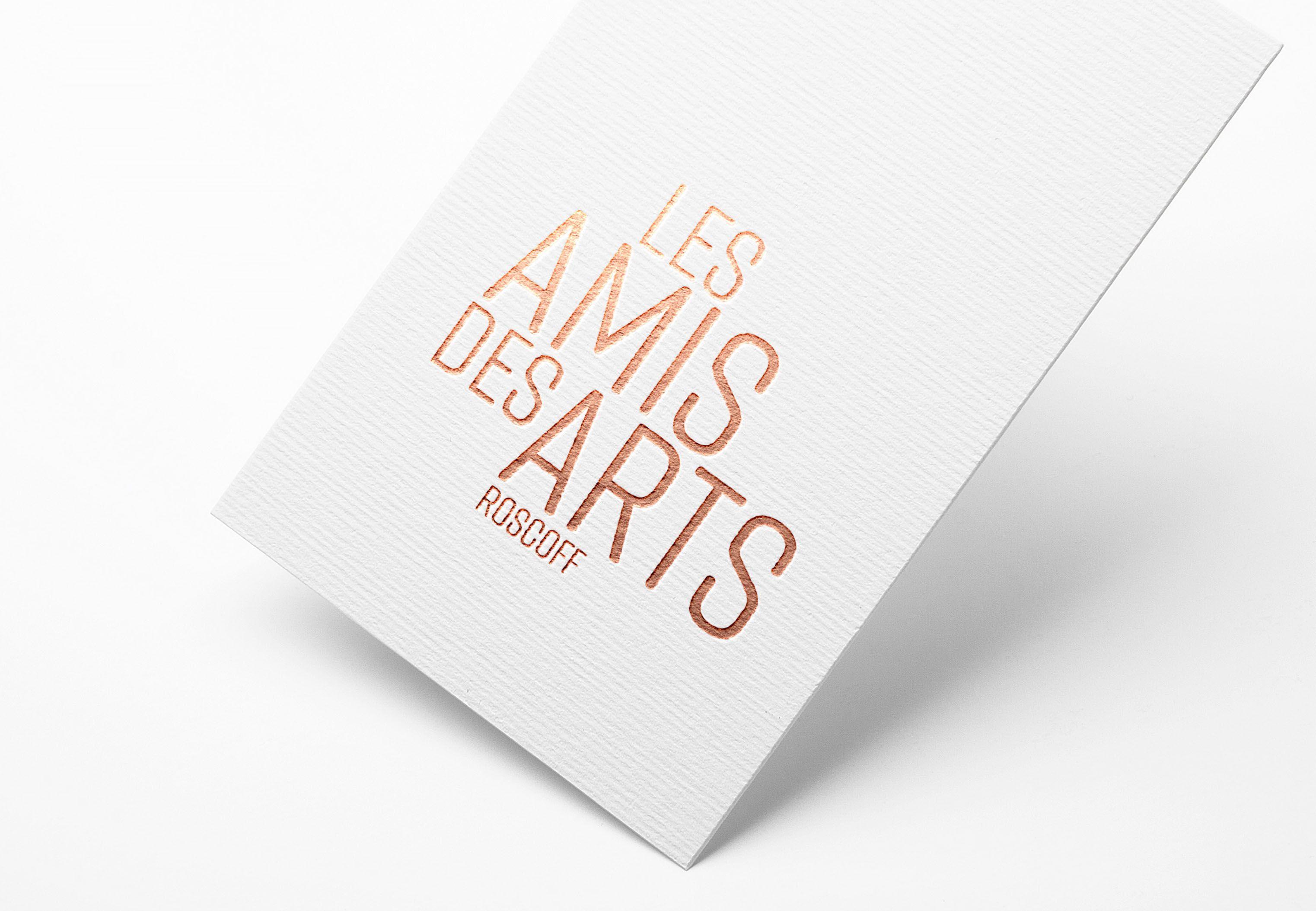 Logos les Amis des Arts