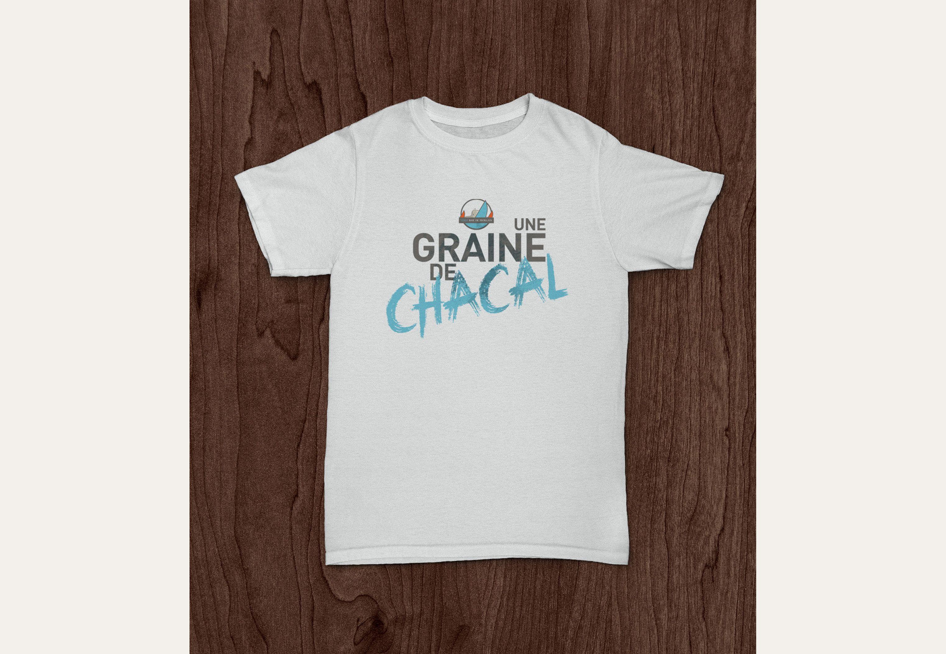 Tshirt Graine de chacal